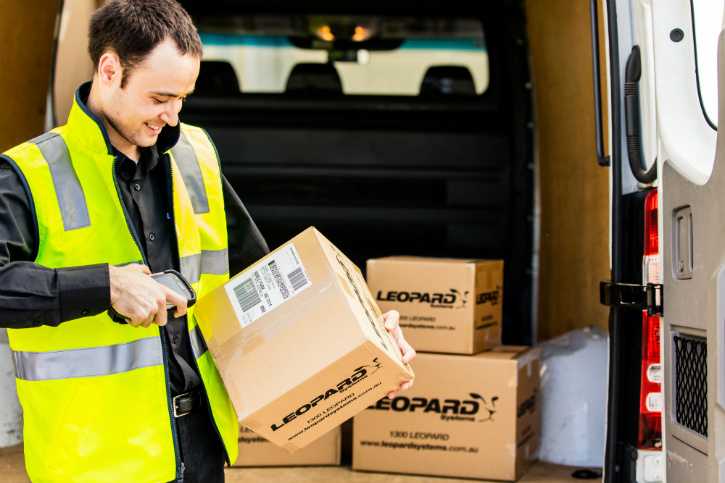 Capturing delivery data information as part of your supply chain is easy with the right technology